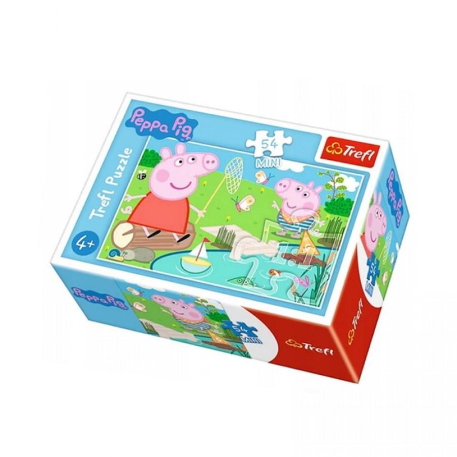 Μίνι παζλ Peppa Pig 4+ 20108