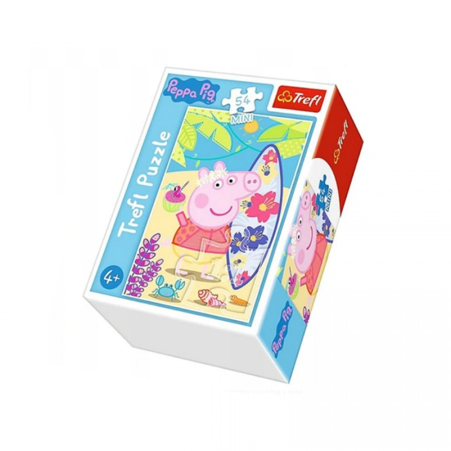 Μίνι παζλ Peppa Pig 4+ 20109