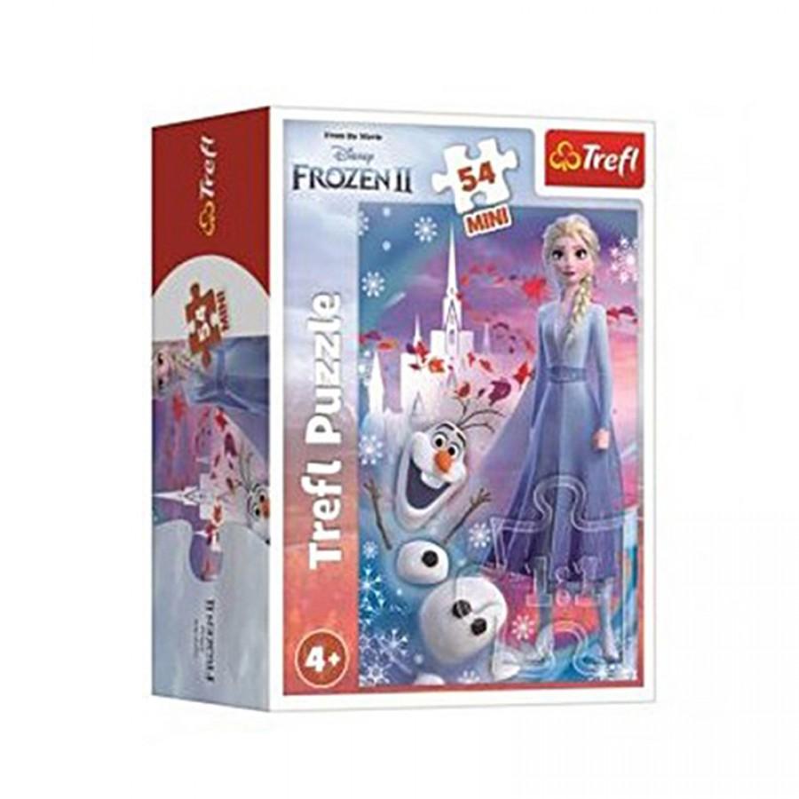Μίνι παζλ Frozen 4+ 20112