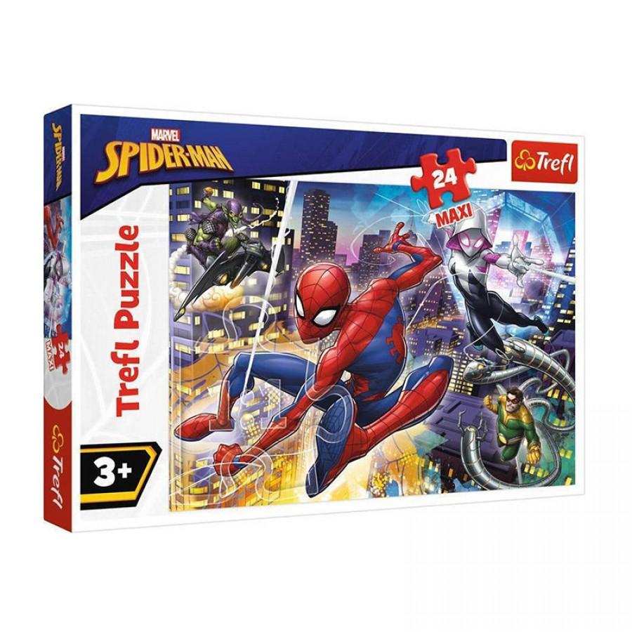 Παζλ Spiderman 24 maxi 3+ 26492
