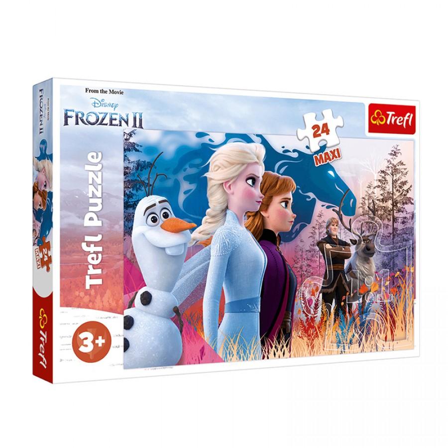 Παζλ Frozen 24 maxi 3+ 26494