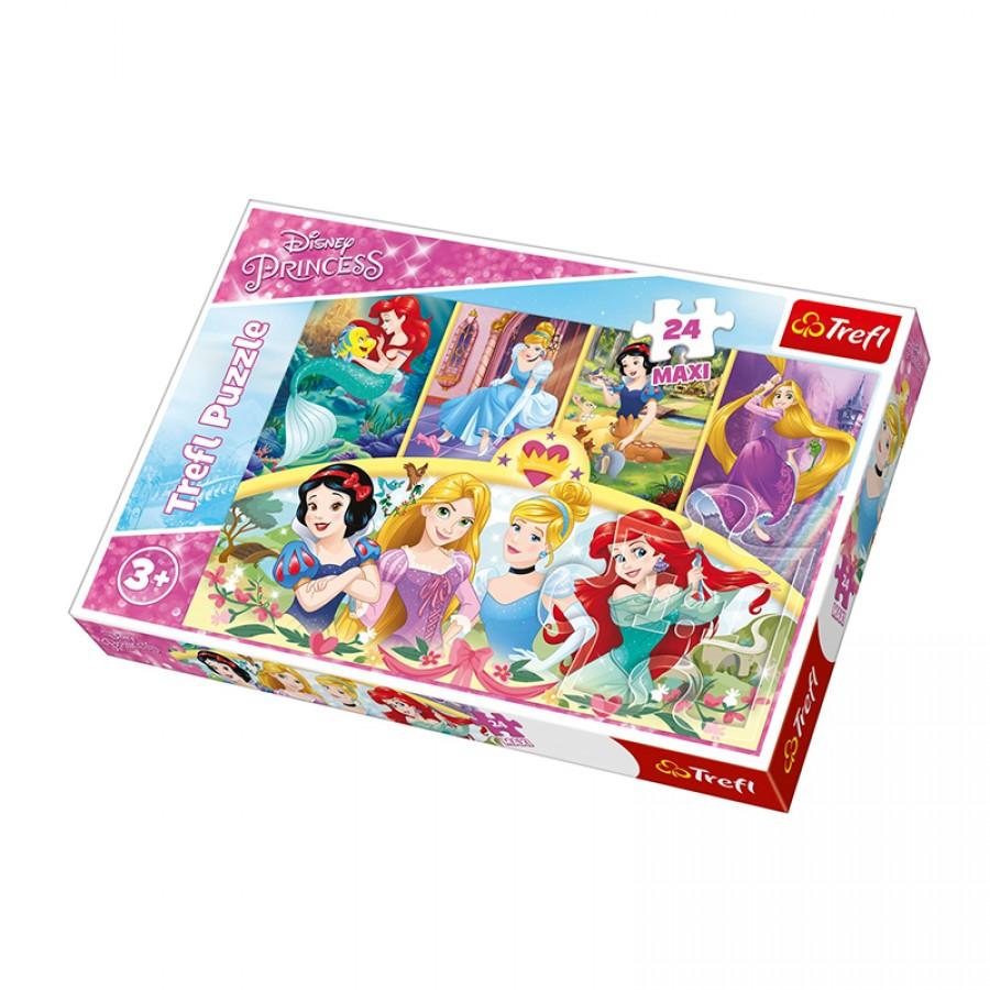 Παζλ Princesses 24 maxi 3+ 26498
