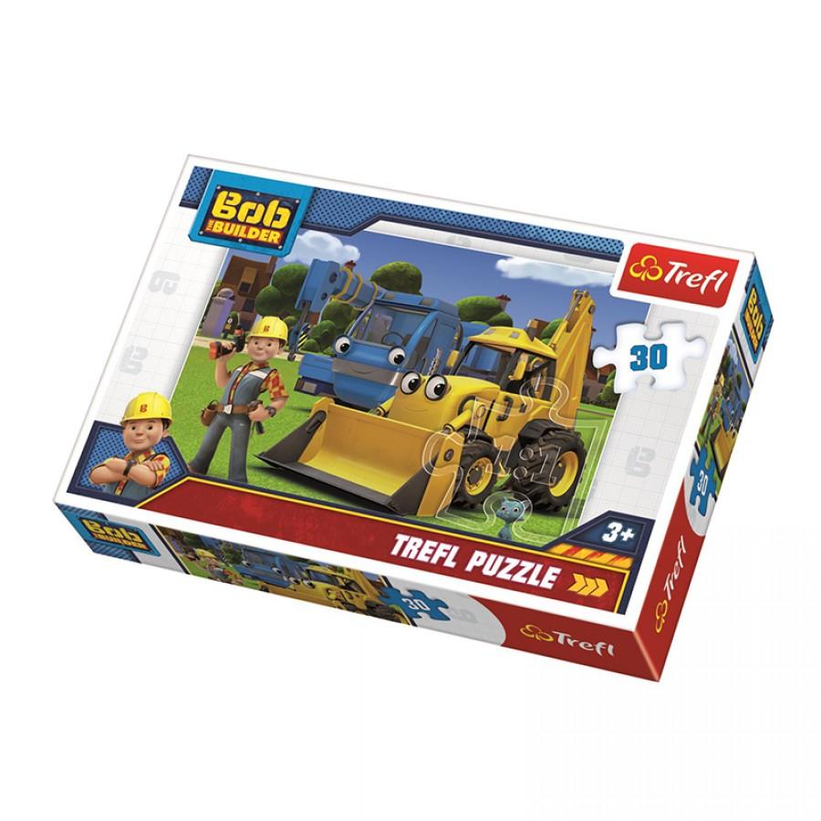 Παζλ Bob the Builder 3+ 29313