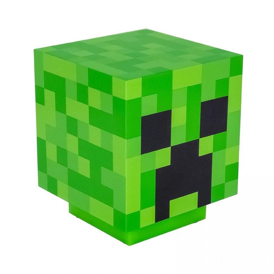 Φωτιστικό Minecraft Creeper Light 31253