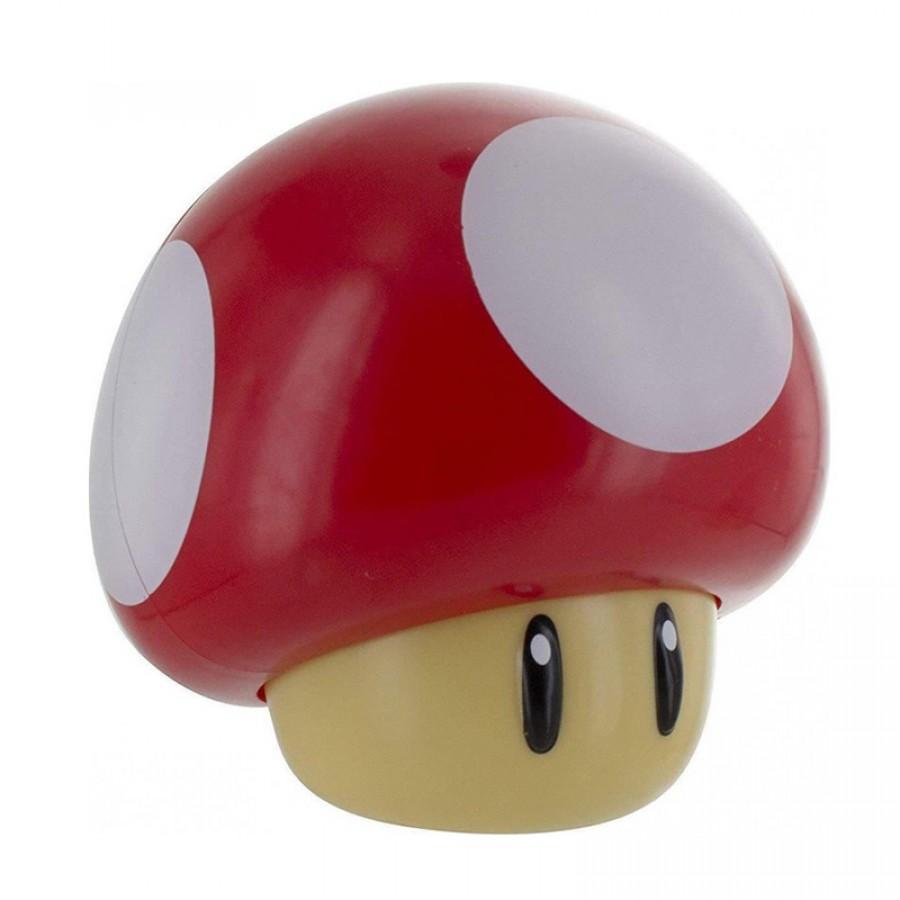 Super Mario φωτιστικό μανιτάρι 31271
