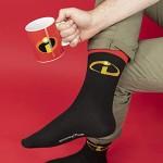 Mr Incredible φλιτζάνι και κάλτσες 31283