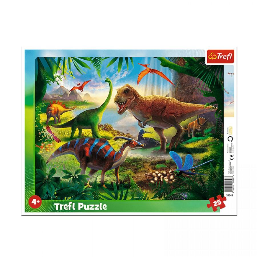 Παζλ Δεινόσαυροι 4+ 35913