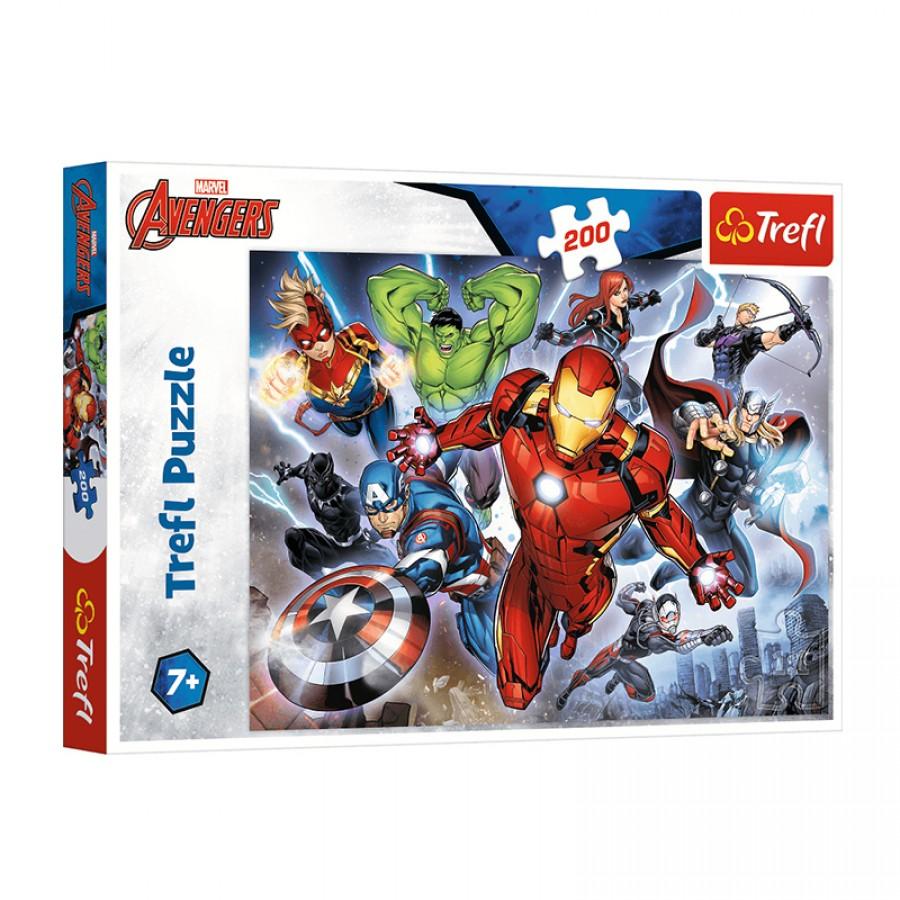 Παζλ Avengers 7+ 57347