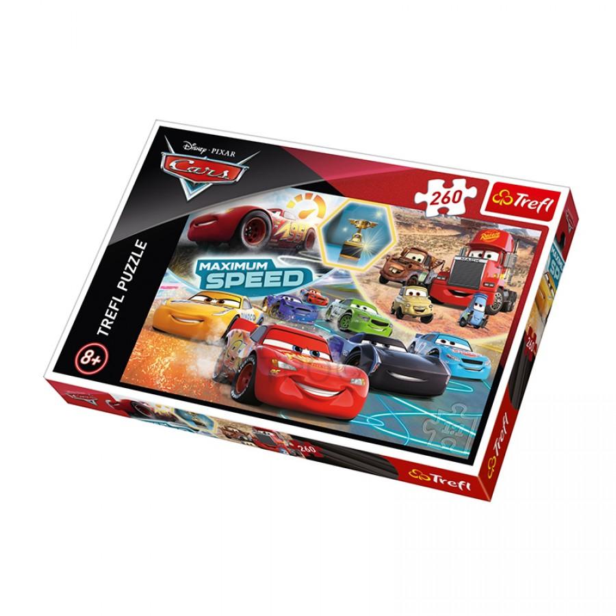 Παζλ Cars 8+ 57350