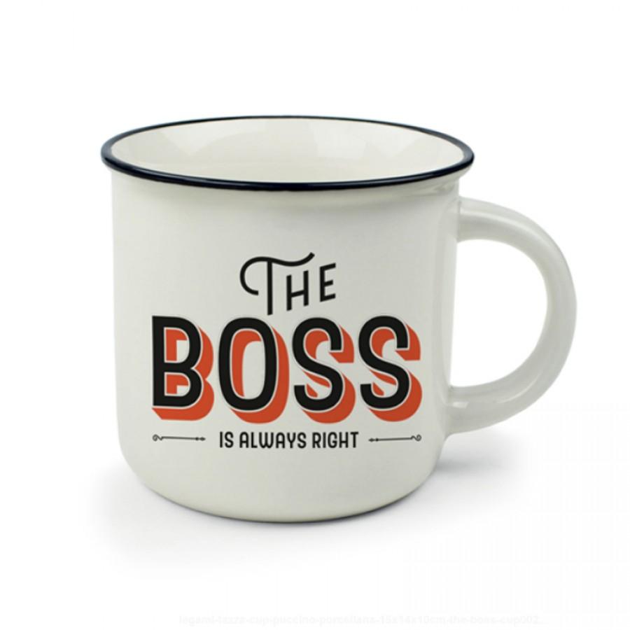 Φλιτζάνι The boss is always right 70791