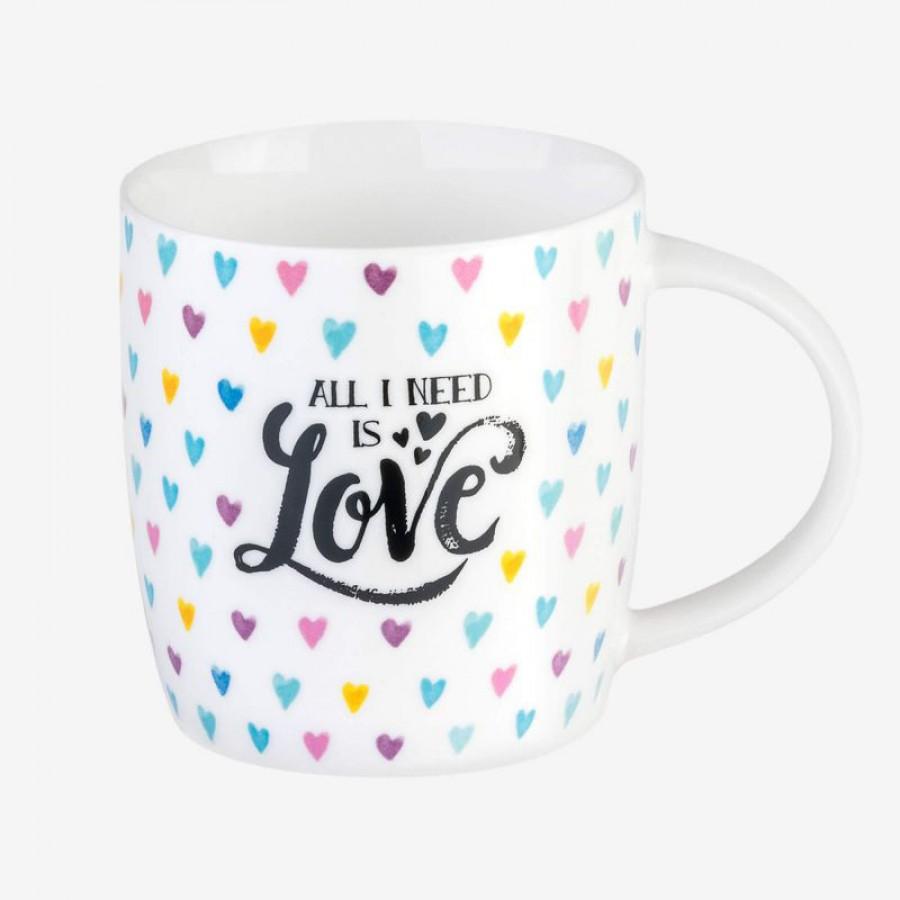 Φλιτζάνι All i need is love 70805