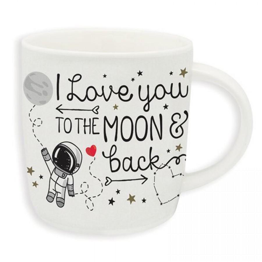 Φλιτζάνι I love you to the moon and back 70813