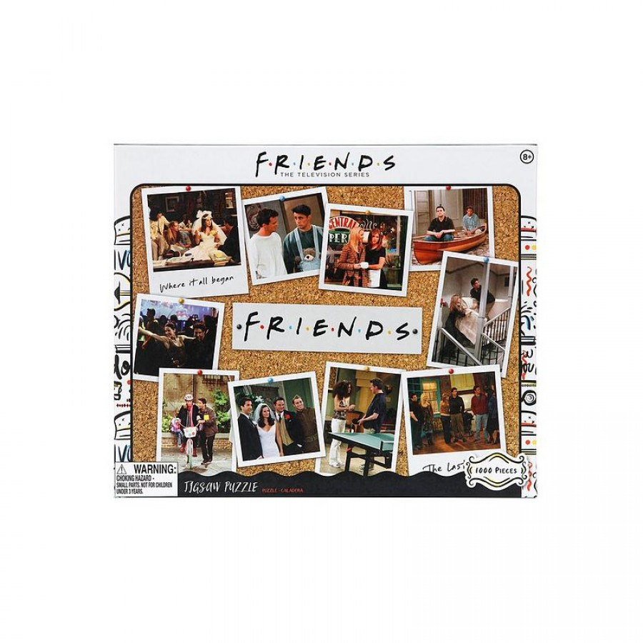 Friends seasons παζλ 92247