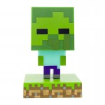 Minecraft φωτιστικό Zombie light 98631
