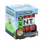 Φωτιστικό Minecraft TNT με ήχο 98636