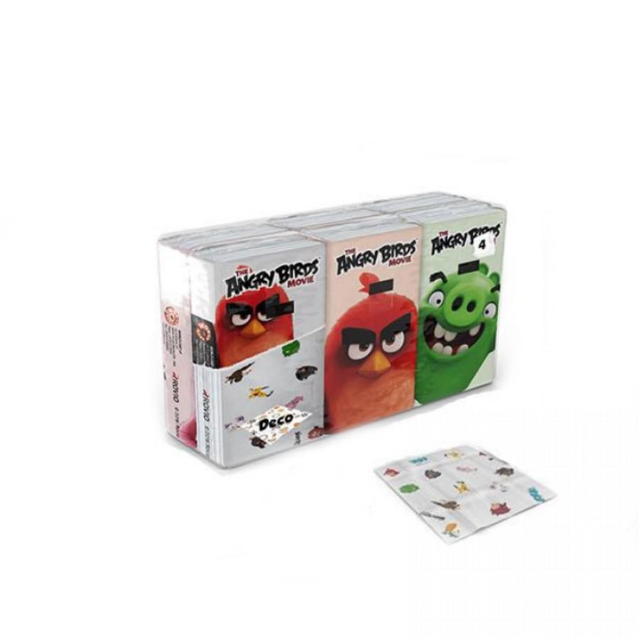 Χαρτομάντηλα Angry Birds 12900