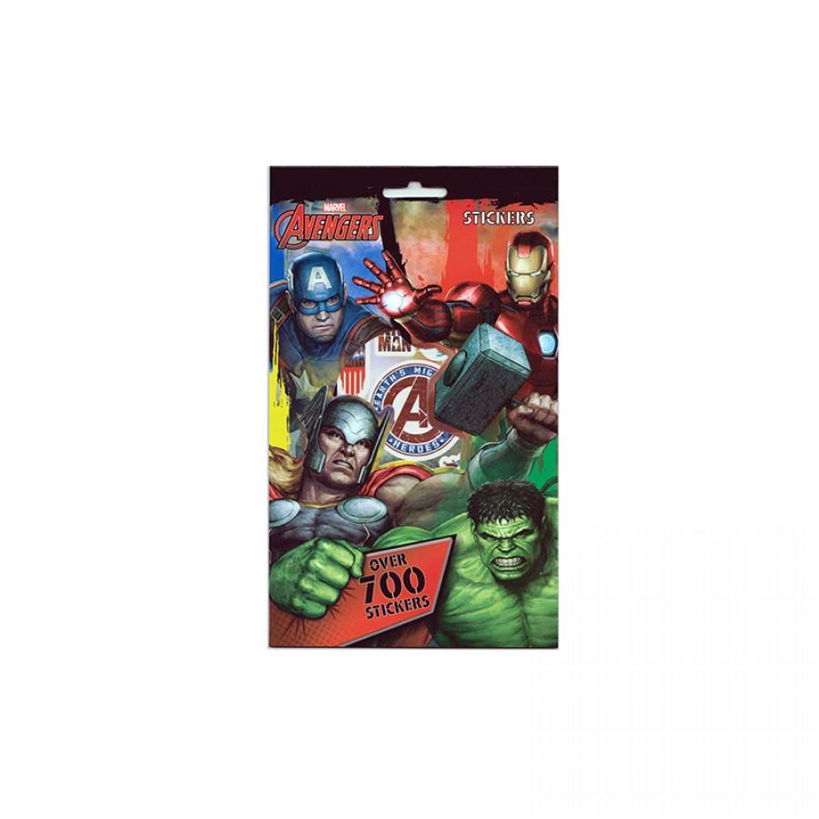 Αυτοκόλλητα Avengers 12483