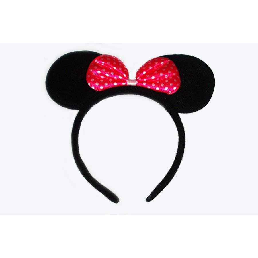 Στέκα Minnie Mouse με φιόγκο 12719