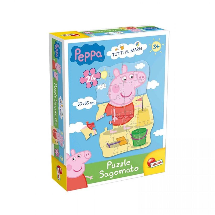 Peppa Pig παζλ 12928