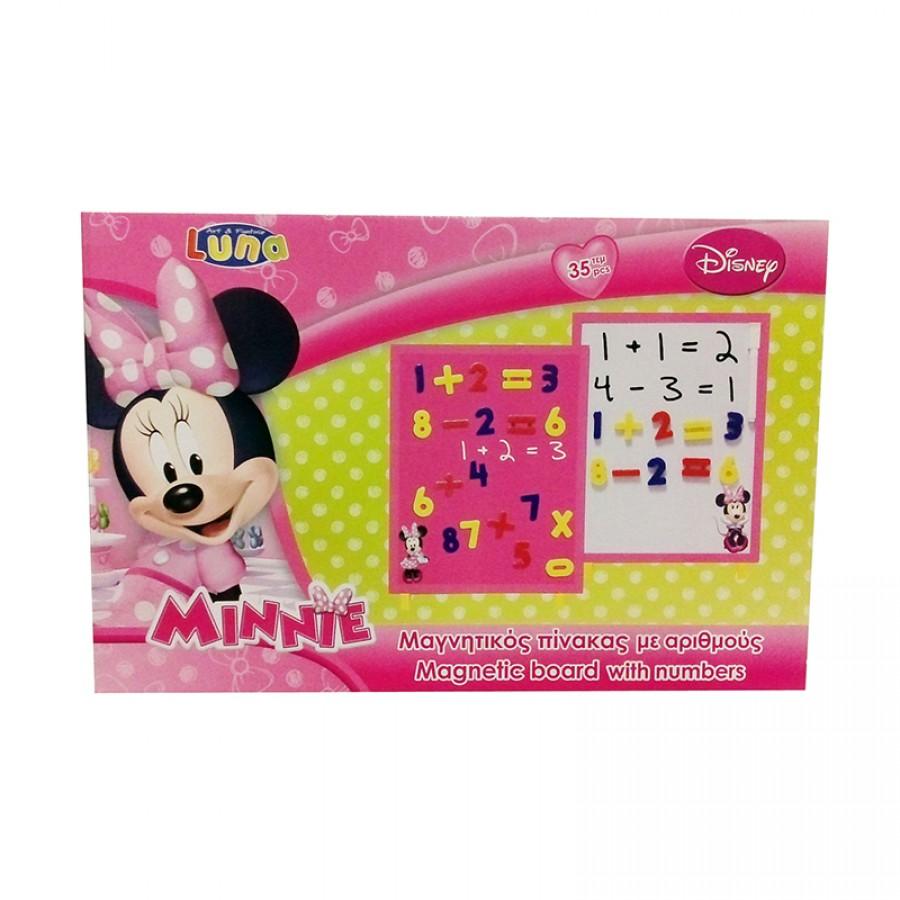Μαγνητικός πίνακας Minnie Mouse 13419