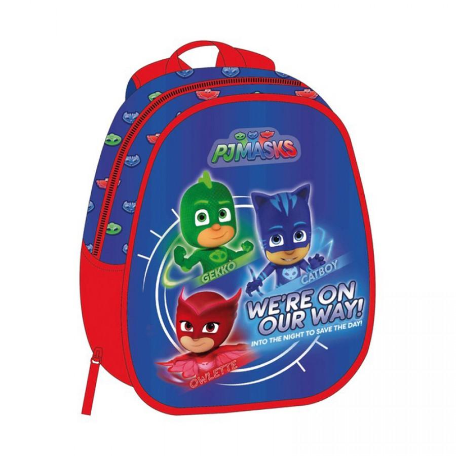 Τσάντα πλάτης PJ Masks 14000
