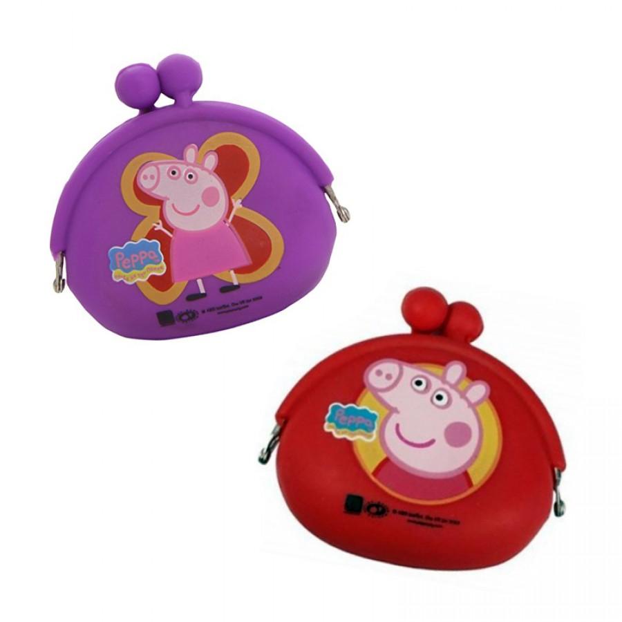 Πορτοφόλι σιλικόνης Peppa Pig 11433