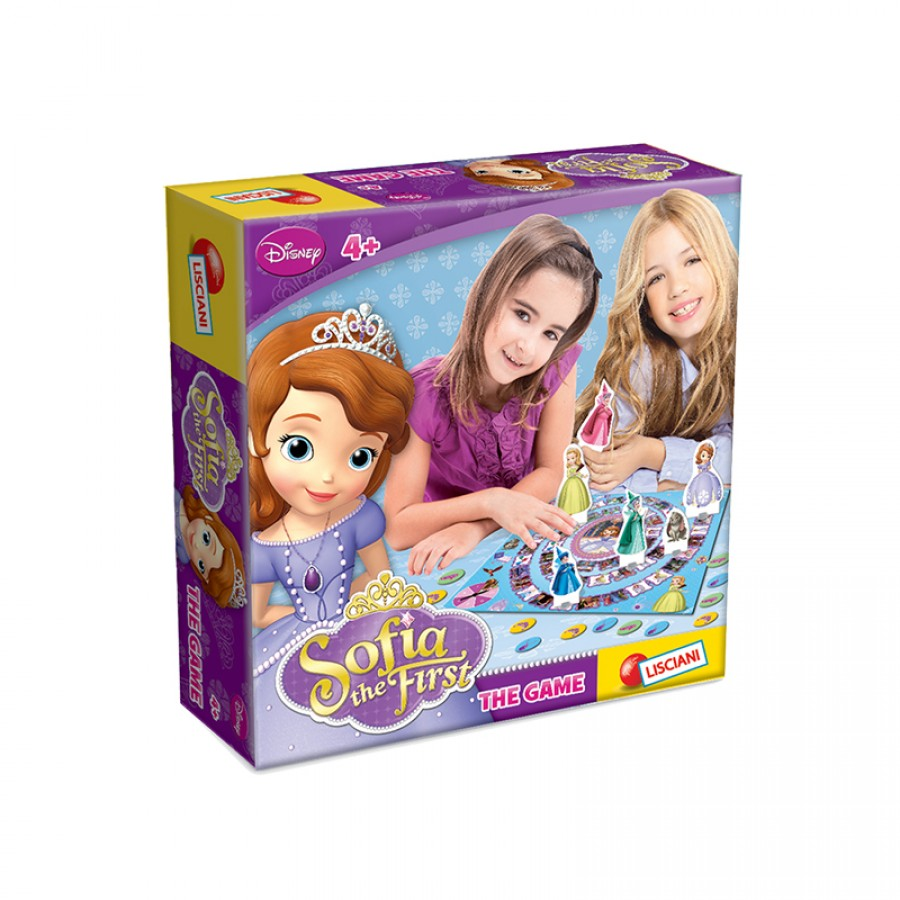 Sofia the First 2 σε 1 Super Game 12826