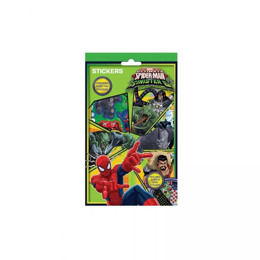 Αυτοκόλλητα Spiderman 12484