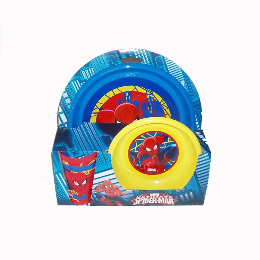 Σετ φαγητού Spiderman 15033