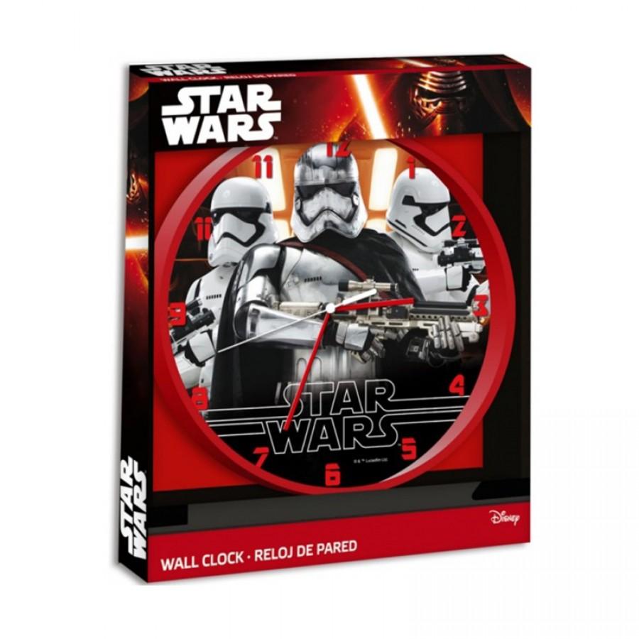 Ρολόι τοίχου Star Wars 13310