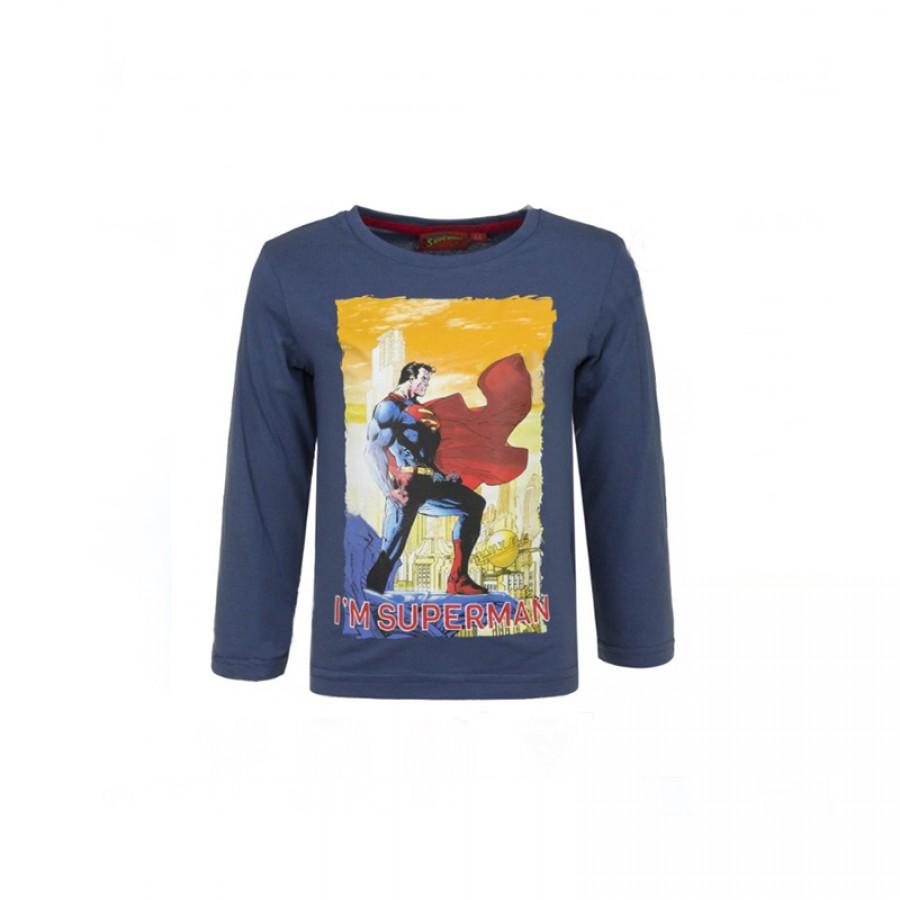 Μπλούζα Superman 3, 4, 8 Χρονών 18156