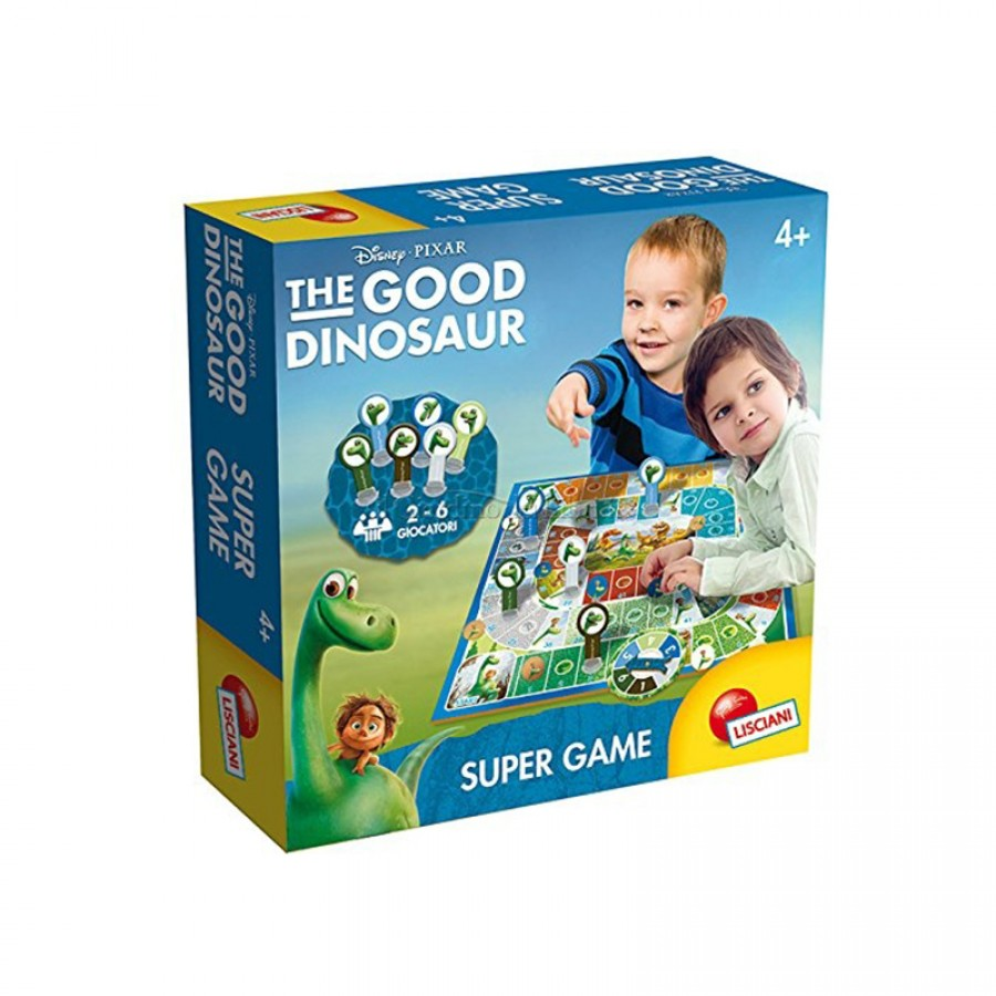 The Good Dinosaur Super Game 12815