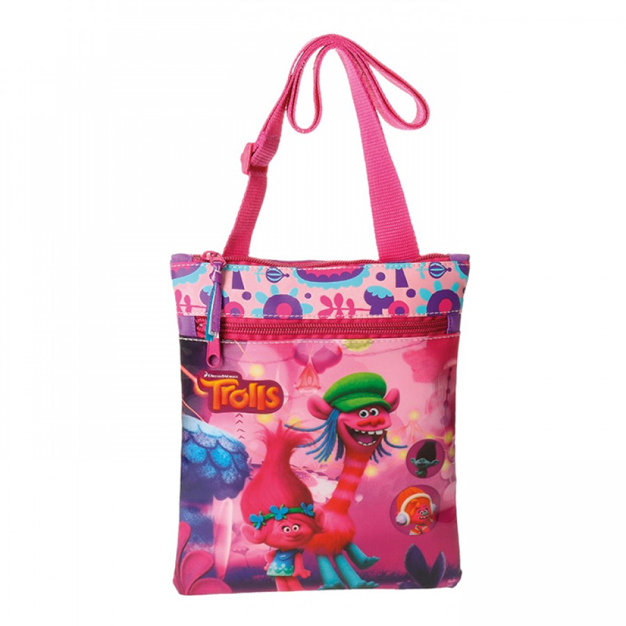 Τσάντα ώμου Trolls 14033