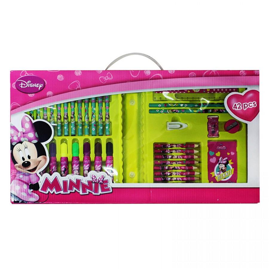 Κασετίνα ζωγραφικής Minnie Mouse 13156